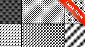 190 Seamless Pixel Patterns for Adobe Photoshop