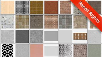 Hi-Res Seamless Photoshop Patterns